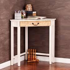 Corner Wood Desk Corner Desks You Ll Wayfair