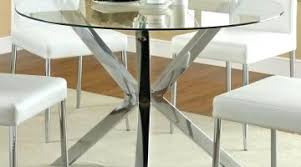 round glass top pedestal dining table enjoyable round pedestal glass top dining table pedestal dining