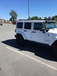 jeep wrangler stance i u0027m pretty sure that u0027s a spoiler on top of a jeep wrangler