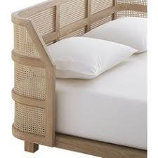 beauvier french cane bed headboard 73