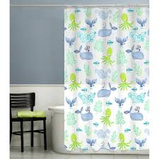 Animal Shower Curtains Picture 4 Of 35 Shower Curtain Beautiful Sea Animal Shower