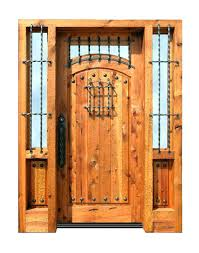 Wood Exterior Doors For Sale Solid Wood Exterior Front Doors En Solid Wood Exterior Doors Lowes