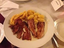 schroder cuisine flesk og duppe picture of restaurant schroder oslo tripadvisor