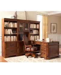 goodwin 7 pc home office set desk 2 hutches door hutch desk