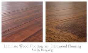 lovable hardwood floor laminate vs hardwood flooring