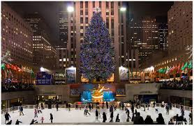 rockefeller center christmas tree lighting 2017 free tours by foot