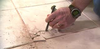 how to remove and replace a damaged ceramic tile today s homeowner
