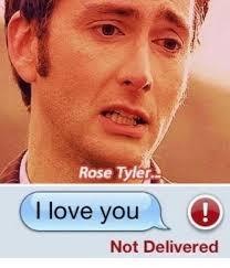 Tyler Meme - rose tyler i love you not delivered meme on me me