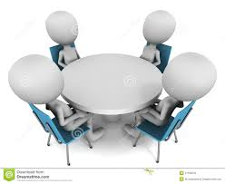 Conference Meeting Table Conference Stock Illustrations U2013 30 364 Conference Stock