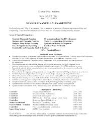 Asp Net Sample Resume by Sample Resume Financial Controller Position Free Resume Example