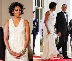 Dinner Dresses Obama S State Dinner Dresses Photos Vanity Fair