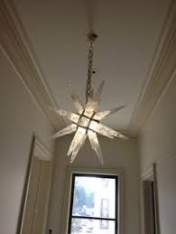 Rock Crystal Chandeliers A Spectacular Rock Crystal Light Fixture The Prisms On Our
