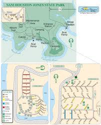 houston louisiana map sam houston jones state park find cgrounds near lake charles