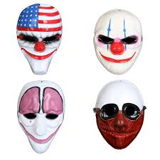 Payday Halloween Costume Popular Payday Cosplay Buy Cheap Payday Cosplay Lots China