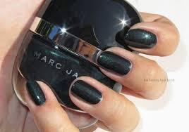 deep smoky teal nail lacquers louboutin jinsoon nars marc