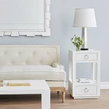 Bungalow 5 Nightstand Bungalow 5 Camilla Side Table