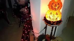 indoor halloween decorations our indoor halloween decorations youtube