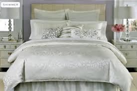 martha stewart shimmer luxury comforter