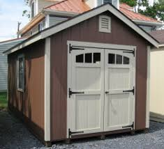 Sheds For Backyard Amish Sheds Amish Storage Buildings For Your Backyard