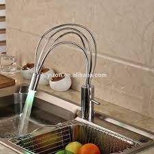 wholesale lsk04 unique single handle high spout red led color