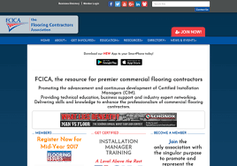 floor covering installation contractors association ctasc com