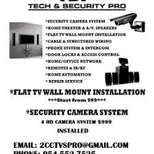 tsp tech and security pro security systems 4947 leeward ln