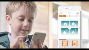 Electric Curtains And Blinds Somfy Electric Curtains And Blinds With Connexoon Uk Youtube
