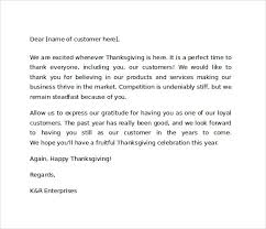 thanksgiving business letter letters font