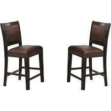 montego counter height table eci furniture 2280 50 cs montego bay counter height stool set of 2