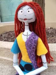 sally from nightmare before craft