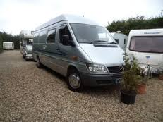Mercedes Vito Awning Mercedes Motorhomes For Sale Caravansforsale Co Uk