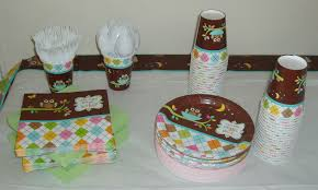Owl Decorations by Owl Baby Shower Decorations Party Favors Ideas