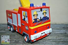 review fireman sam drive u0026 steer jupiter boo roo tigger
