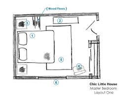 Interesting  Bedroom Layout Design Design Inspiration Of Best - Placing bedroom furniture feng shui