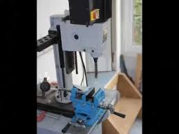 Bench Mortise Machine Cross Slide For Mortiser Youtube