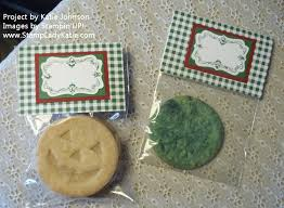 stampladykatie com cookie gift bags for my christmas open house