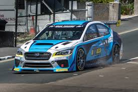 subaru impreza wrx 2016 modified subaru wrx sti sets new isle of man tt lap record auto