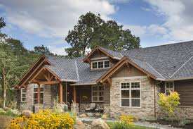 Cabin Style Home Plans Northwest Lodge Style Home Plans