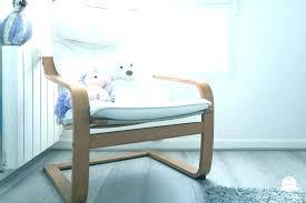 fauteuil chambre bébé allaitement fauteuil pour chambre bacbac chaise chambre bebe chaise a bascule