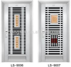 Metal Door Designs Interior Steel Doors Security Choice Image Glass Door Interior