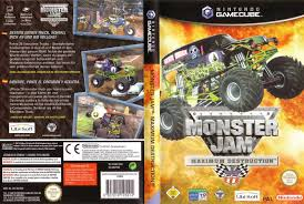 monster trucks video monster jam maximum destruction iso u003c gcn isos emuparadise