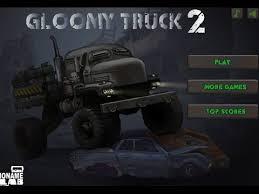 gloomy truck 2 games car games play free