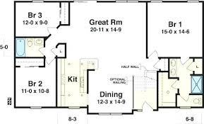 simple 3 bedroom house plans simple 3 bedroom house plans littleplanet me