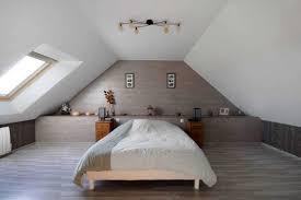 decoration chambre comble avec mur incliné étourdissant decoration chambre comble avec mur incliné et
