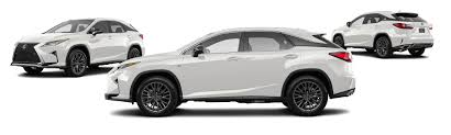 suv lexus white 2017 lexus rx 350 f sport 4dr suv research groovecar