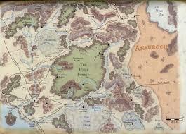 Map Of Faerun Fox And The Hawk Chapter 3 Sennadar Forums
