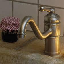 robinet cuisine ancien mitigeur en métal chromé de cuisine 1 trou thetis 012 8