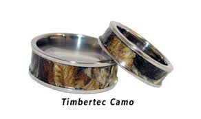 camo wedding band jewelry apparel wedding rings camo wedding rings page 1