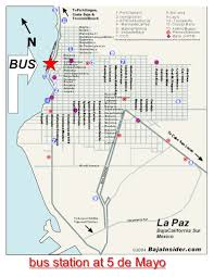 San Jose Airport Terminal Map by Bus From Cabo To Lapaz And Bus From Tj To Lap