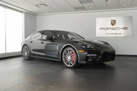 gray porsche panamera 2017 porsche panamera turbo for sale in colorado springs co 17222